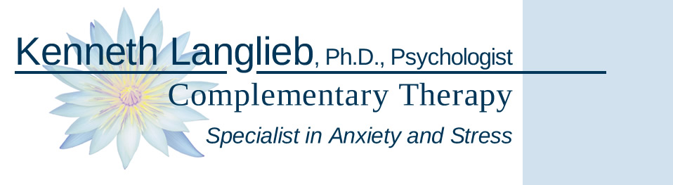 Langlieb Complementary Therapy header image